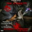 Tee Streetz - Streetz Raised Me Real mixtape cover art