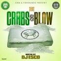 Test - Crabs & Blow mixtape cover art