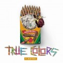 T.Gates - True Colors mixtape cover art