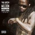 Tha Captin - Million Dollar Wrist Game mixtape cover art
