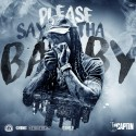 Tha Captin - Please Say Tha Baby mixtape cover art