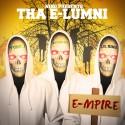Tha E-lumni - E-mpire mixtape cover art