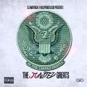 The JUnited Greats mixtape cover art