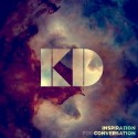 The KickDrums - Inspiration For Conversation EP mixtape cover art