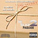 The SlapPackage 2 (Hosted By El Negro And Mr. Manish) mixtape cover art