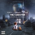 The Takeover mixtape cover art