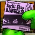 Thrift Shop Bangers 2 mixtape cover art