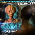 Ticboy - The Jimmy Spacewalker Mixtape mixtape cover art