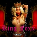 Tiffany Foxx - King Foxx mixtape cover art