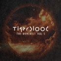 Tigerblood - The Remixes Vol. 1 mixtape cover art