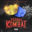 Tikko & Kool Kutta - Verbal Kombat mixtape cover art