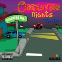 Tim Gent - Clarksville Nights mixtape cover art