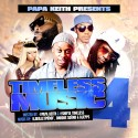 Timeless Music 4 mixtape cover art