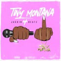 Tiny Montana - Jackin 4 Beatz mixtape cover art