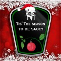 Tis The Season To Be Saucy mixtape cover art