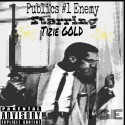 Tizie Gold - Public Enemy #1 mixtape cover art