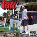 TJay 848 & Ttayprodukt - Hit Records On My Demo mixtape cover art