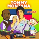 MB Montana - Tommy Montana mixtape cover art