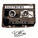 Tong8 - E L E C T R O T A P E mixtape cover art