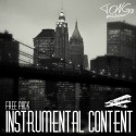 Tong8 - Instrumental Content mixtape cover art