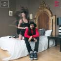 Topaz Jones - The Honeymoon Suite mixtape cover art