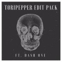 Toripepper & Dash One - Edit Pack 1 mixtape cover art