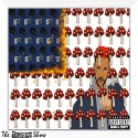 Tray Pizzy - The Truman Show mixtape cover art