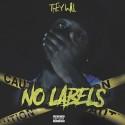Trey Will - No Labels mixtape cover art