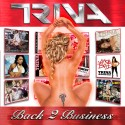 Trina - Back 2 Business mixtape cover art