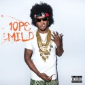 Trinidad James - 10 Pc. Mild mixtape cover art