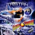 Tristan - Flash Gordon mixtape cover art