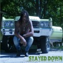 $tro - Stayed Down mixtape cover art