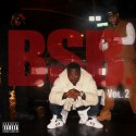 Troy Ave Presents - BSB Vol. 2 mixtape cover art