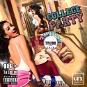 TunedOut Trubb - College Party mixtape cover art
