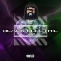 Turner Jackson - Black Electric Love mixtape cover art