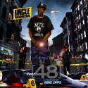 Uncle Murda - The First 48 (Hosted By Mike Epps) mixtape cover art