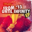Uni V Sol - From 13 Until Infinity mixtape cover art