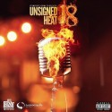Unsigned Heat 18 mixtape cover art