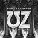 UZ - Balltrap Muzic Vol. 1 mixtape cover art