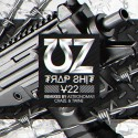 UZ - Trap Shit V22 EP mixtape cover art