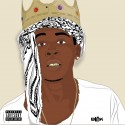 Vello - Be Like A King mixtape cover art