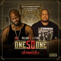 Villain151 & P-Hot - One50One Chronicles mixtape cover art