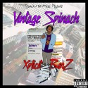 Vintage Spinach - Xplicit Barz mixtape cover art