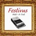 Wale & A-Trak - Festivus mixtape cover art