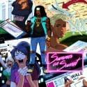 Wale - Summer On Sunset mixtape cover art