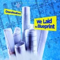 We Laid The Blueprint mixtape cover art