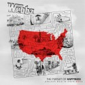 Webbz - The Pursuit Of Happiness (A Black Man In Amerikkka) mixtape cover art