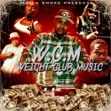Weight Club Music mixtape cover art