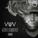 WesttseW - Kush & Currency mixtape cover art