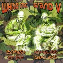 White Mic & Grand V - Armchair Militia EP mixtape cover art